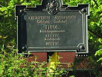 HUBERTUSHOF, Bischlag in Jungholz - kleines Detailbild