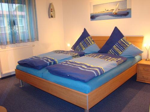 12 qm großes Schlafzimmer
