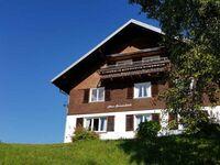 Haus Sonnenblick, Ferienwohnung 2-4 Personen in Sibratsgfäll - kleines Detailbild