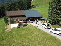 Steinbockhütte in Au - kleines Detailbild