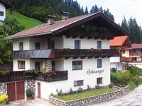 Haus Grünanger, FeWo Grünanger  1 in Wildschönau - Oberau - kleines Detailbild