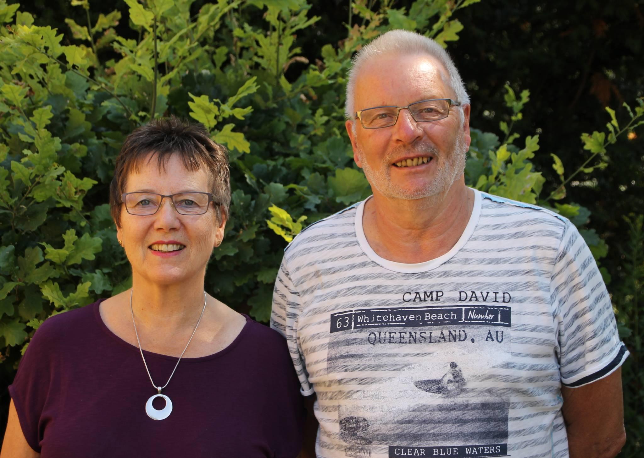 Angelika und Bernd JOHN