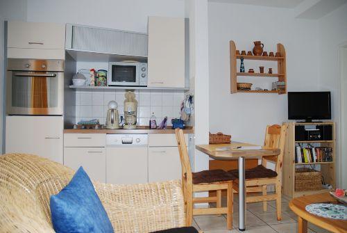 3-Sterne Landhausflair, Küche komplett