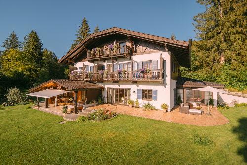 Süd-West Ansicht Heimhof