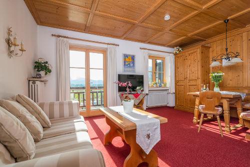 4 Sterne Wohnung Alpspitze 1. Stock