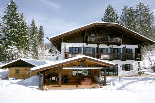 Heimhof im Winter