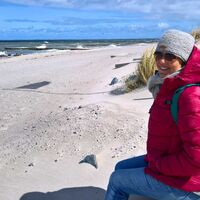 Vermieter: Heiligenhafen im Winter ;)