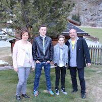 Vermieter: Familie Anthamatten