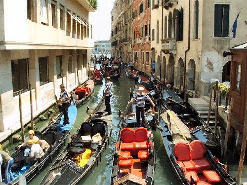 Ein Tagesausflug nach Venedig