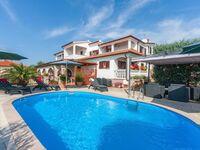 Swimmingpool-Casa Eric in Porec-Kastelir - kleines Detailbild