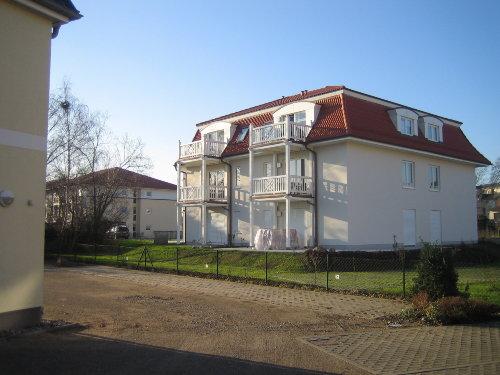 Sued-Ost Ansicht mit Balkon