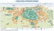 Plan Kuehlungsborn; links West