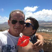 Vermieter: Anna und Paolo Tomasi in Lanzarote