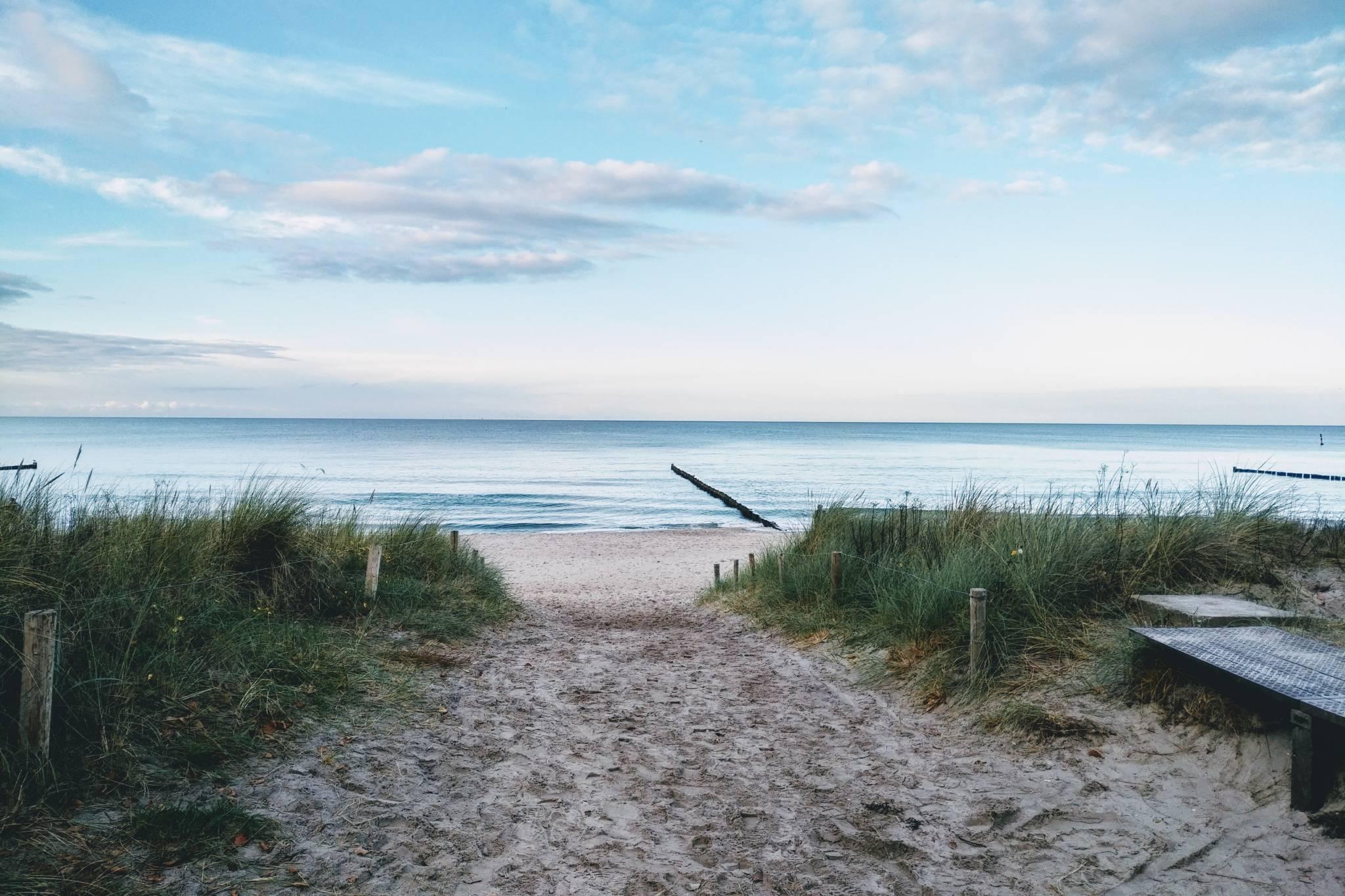 Kunst, Strand und Photografie!