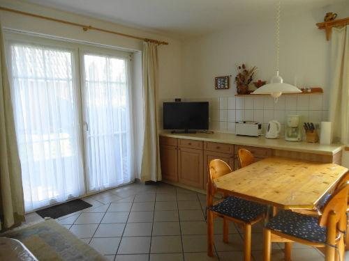 Bereich Wohnzimmer/Küche