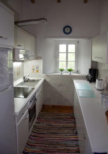 App. A, Küche