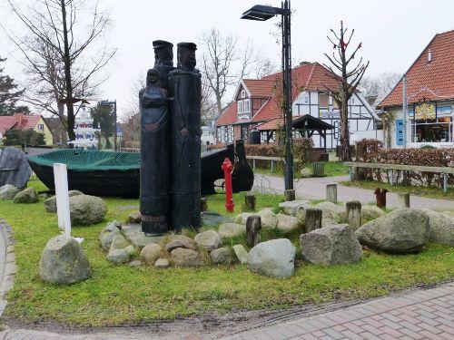 Museumsplaz, Skulptur