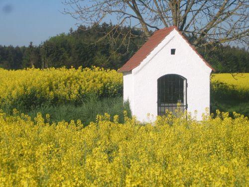 Schwedenkapelle in Ilching