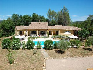 Villa Loriot in Lorgues - Frankreich - kleines Detailbild