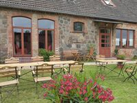 Ferienhof Luisenau - Ferienwohnung Scheunentor in Temmen-Ringenwalde - kleines Detailbild
