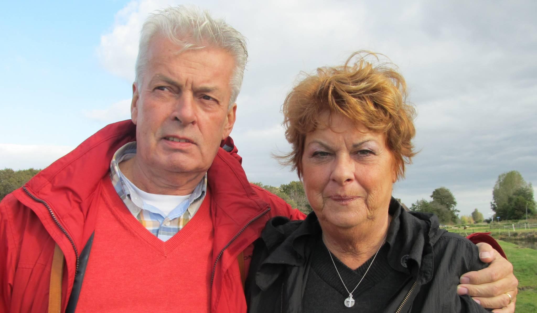 Familie Hans und Rina Morssink