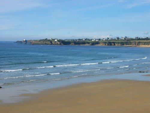 Strand 500 Meter vom Haus
