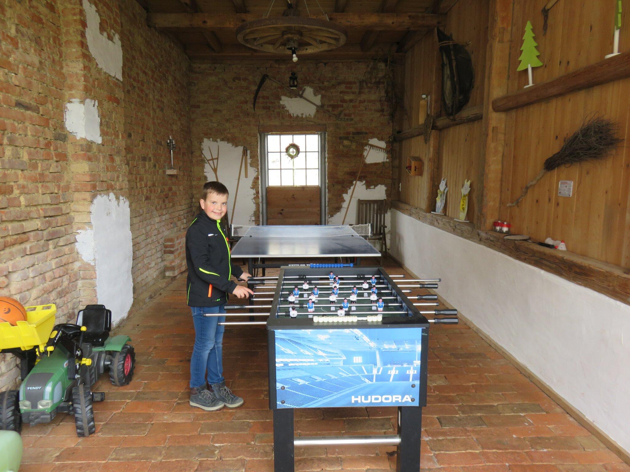 Garten zum Spielen für Kinder