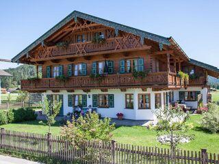 Haus Berwein - Ferienwohnung Karwendel in Wallgau - Deutschland - kleines Detailbild