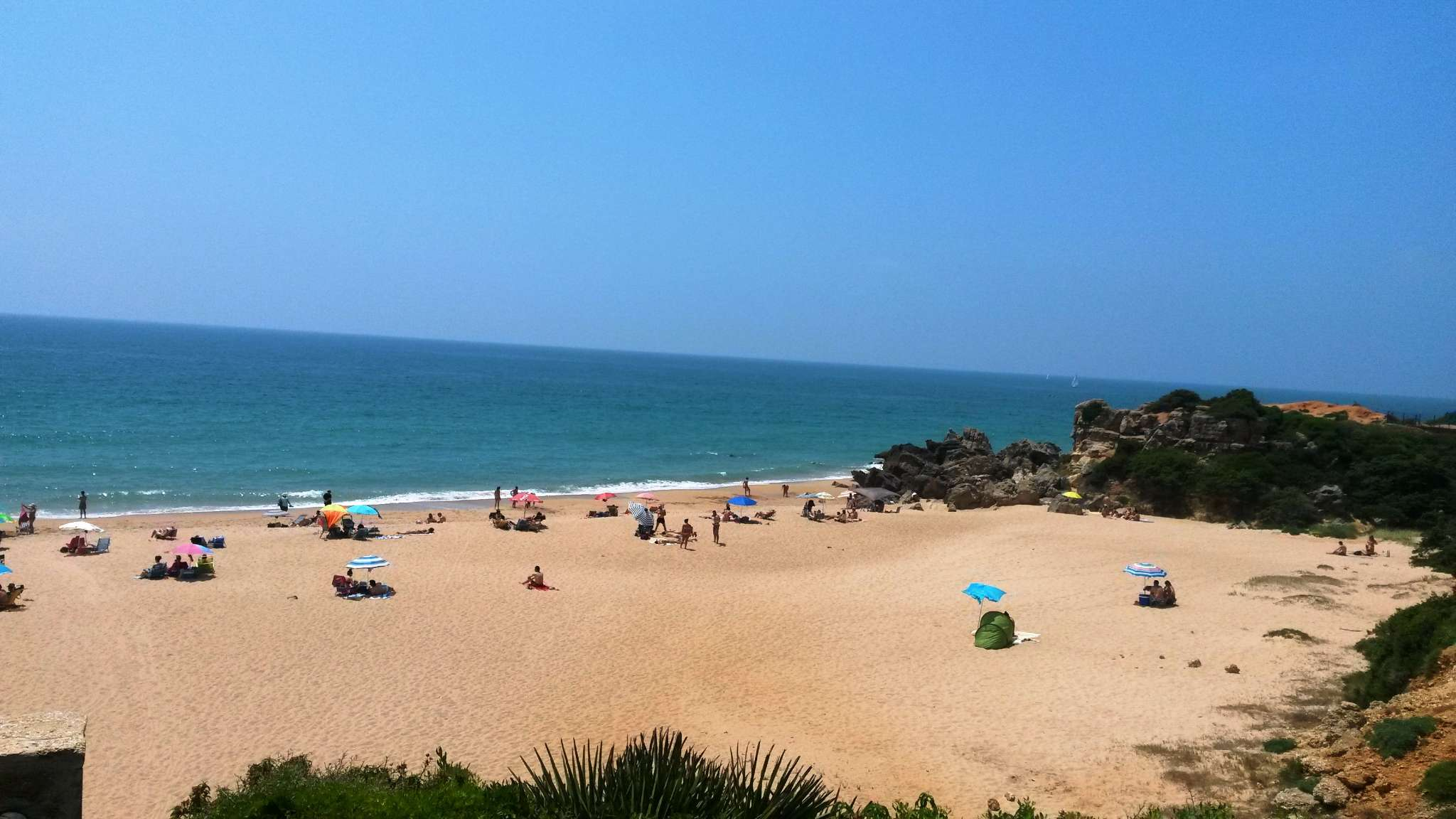 Strand von La Barrosa