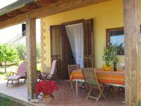 Casale Mare, Ferienhaus Casale Mare mitten im Golf von Castellammare in Balestrate - kleines Detailbild