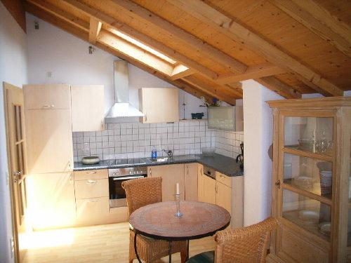 K�chenbereich neues Appartement