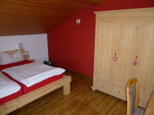 Schlafzimmer Ferienwohnung Felix