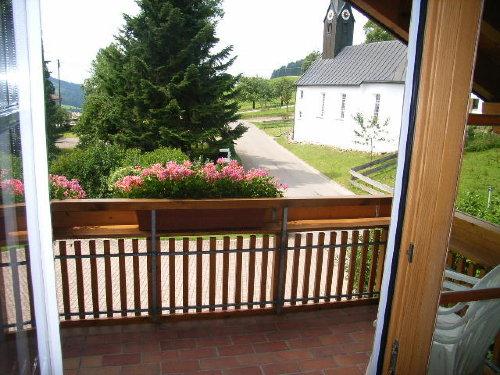 Aussicht vom neuen Appartement / Balkon