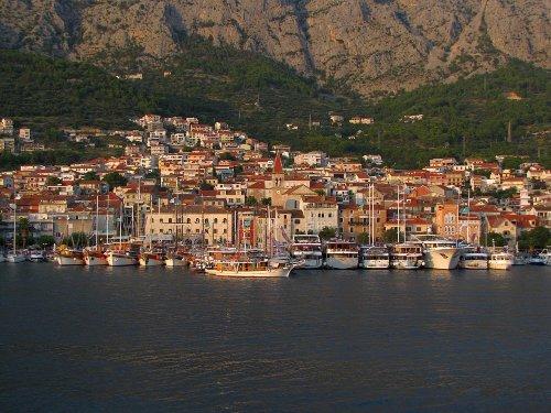 ... nach Makarska (Ausflugstipp!)