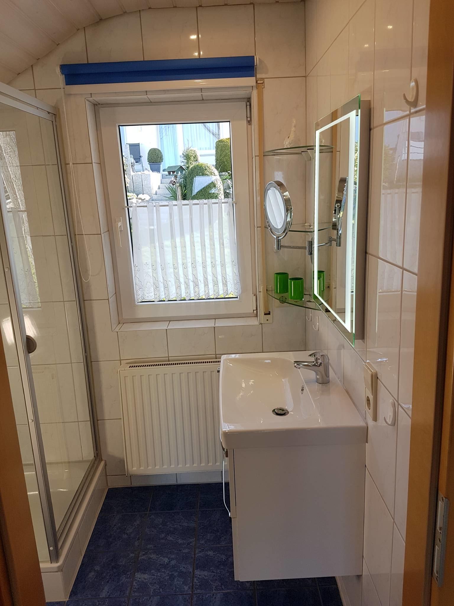 WC - Dusche