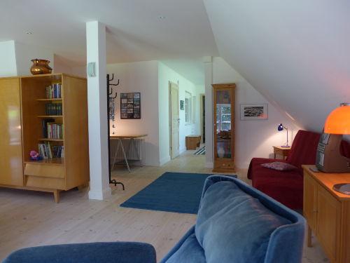 Wohnzimmer mit Blick zum Essbereich