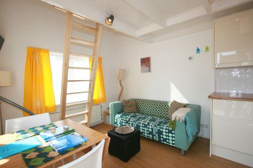 Wohn-Esszimmer-Küche, alles in 1 Raum