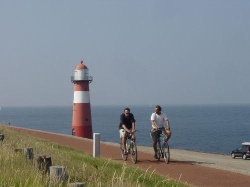 Fahrrad fahren, spazieren ...