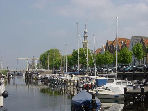 Besuchen Sie Middelburg und Veere ...