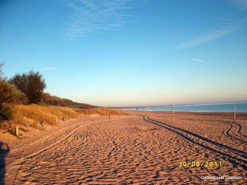 in wenigen Minuten zu Fuß zum Strand