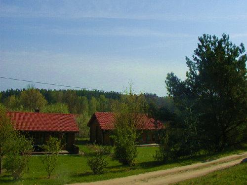 Unsere 2 Häuser & Aussenbereich (500m²)