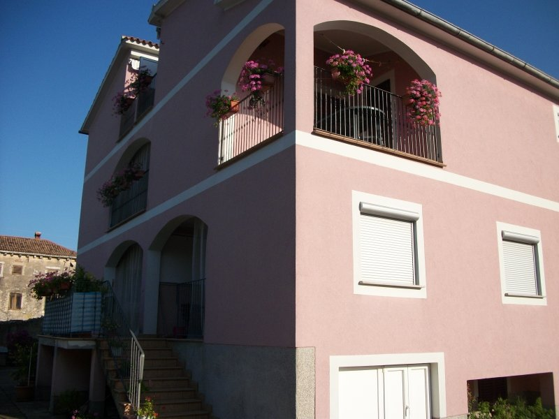 Ferienwohnungen in Istrien Haus Martin