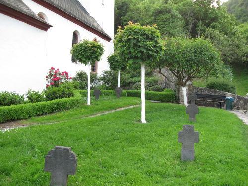 Umfeld der Alten Kirche