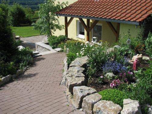 Eingangsbereich zur Ferienwohnung