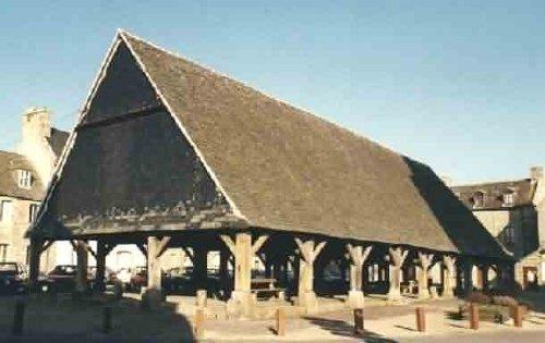 Die alte Halle vom PLouescat