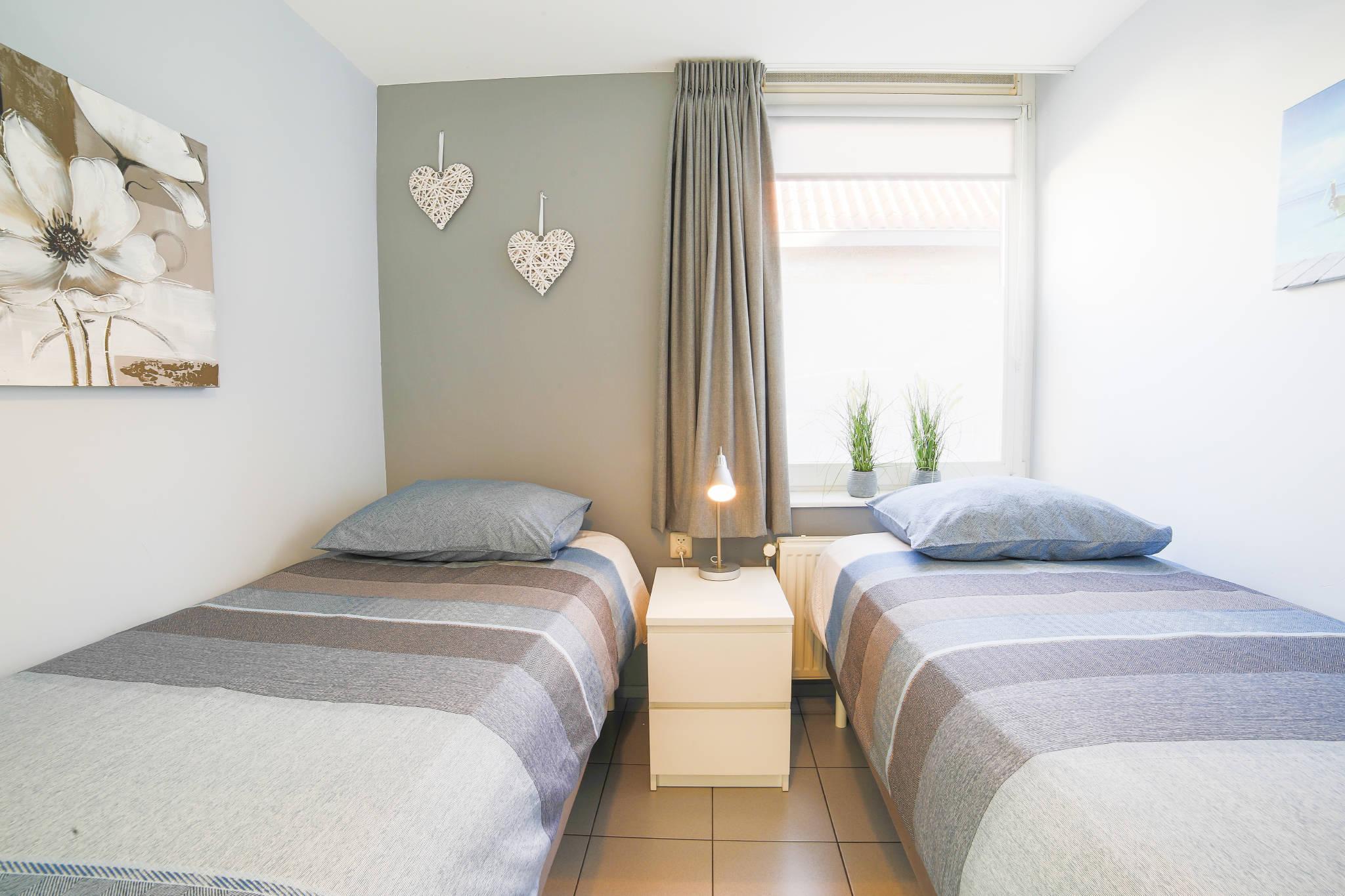 Schlafzimmer Appartem. no 1 (2 Stück)