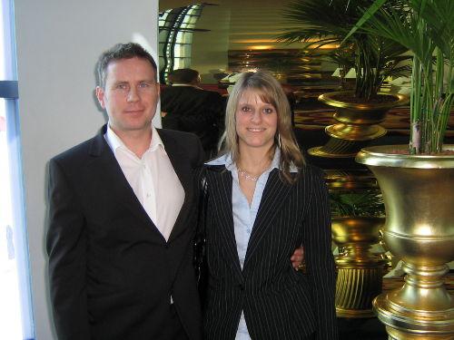 Sandra und Christian Waidele