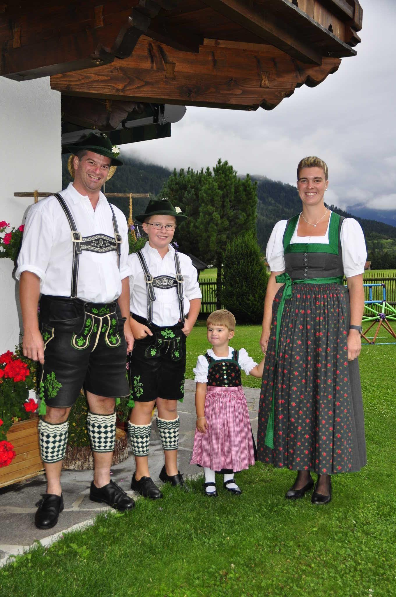 Familie Hornsteiner