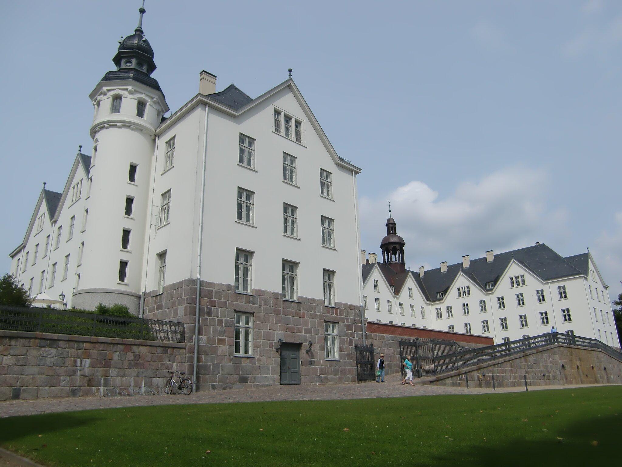 Baden im Kellersee oder der nahen Ostsee
