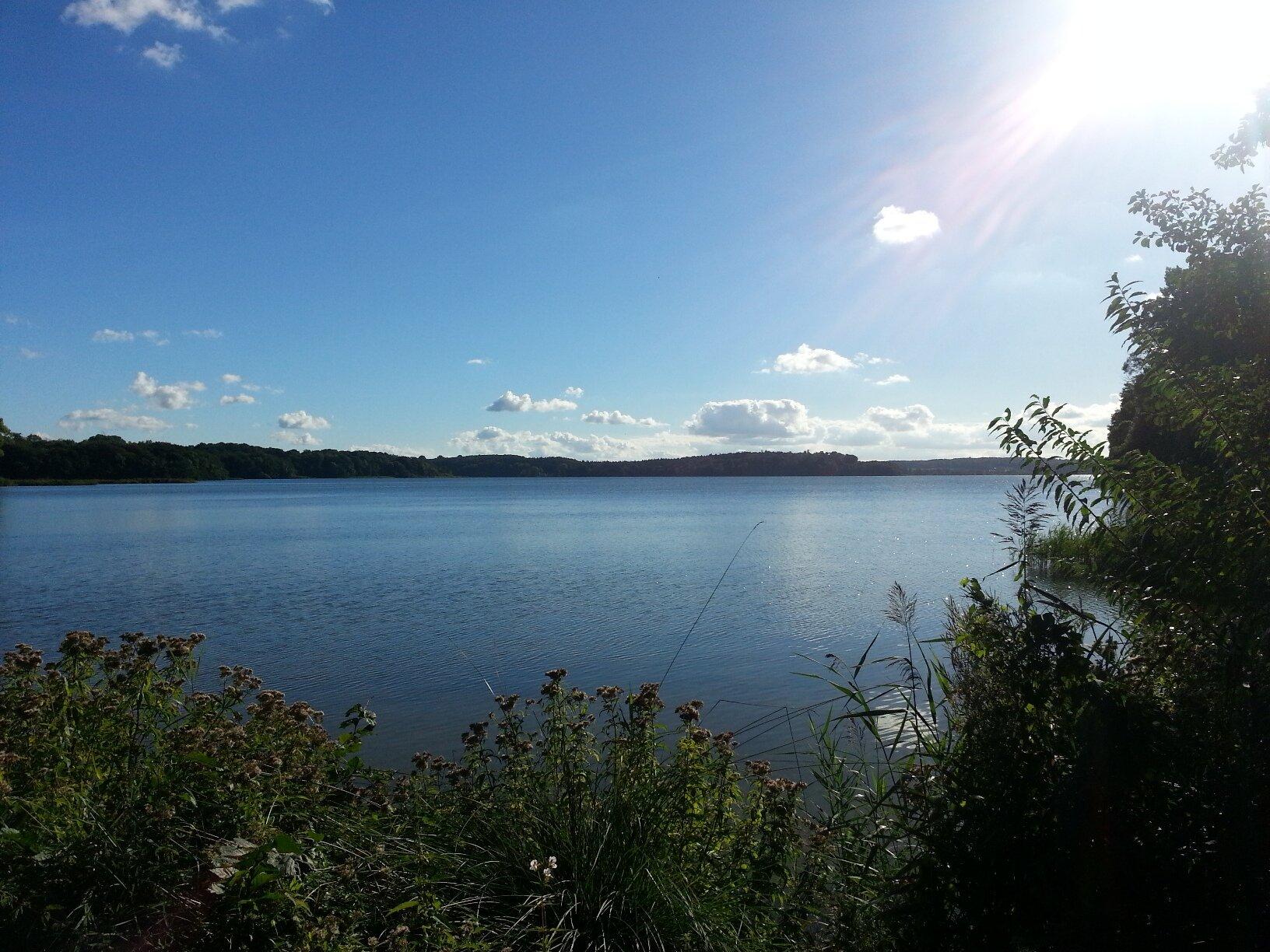 Kellersee in Sielbeck